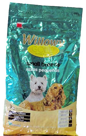 Willowy Gold Small-sized breeds