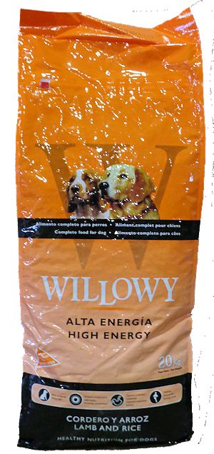 Willowy Alta Energia