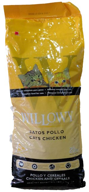 Willowy Cats Chicken