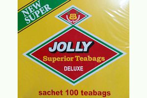 Tea in tea bag with sachet  (Jolly brand)