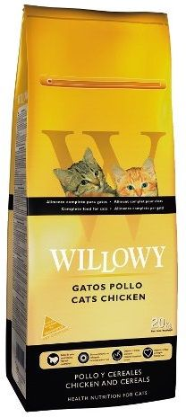 Willowy Cats