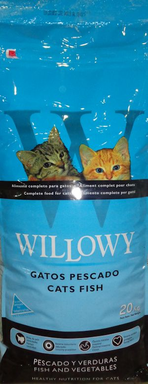 Willowy Cats Ψάρι