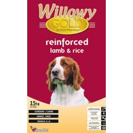 Willowy Gold Reinforced